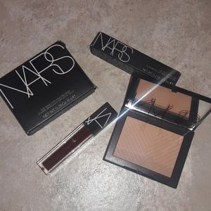 NARS Bronzer and Lip Glide
